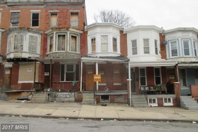 2918 Westwood Avenue, Baltimore, MD 21216 (#BA9884581) :: LoCoMusings