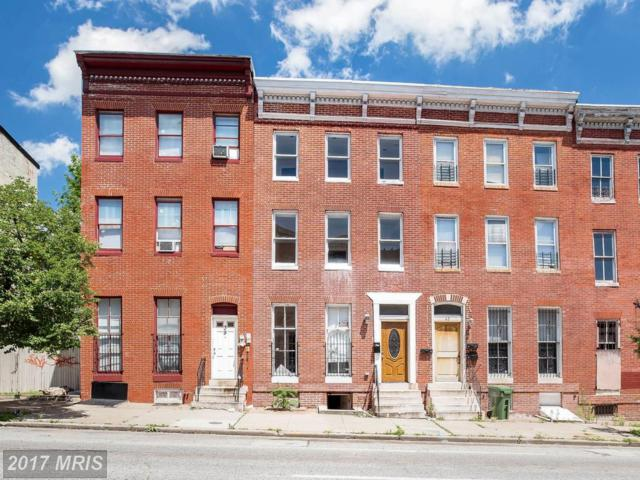 41 Fulton Avenue, Baltimore, MD 21223 (#BA9889490) :: Pearson Smith Realty