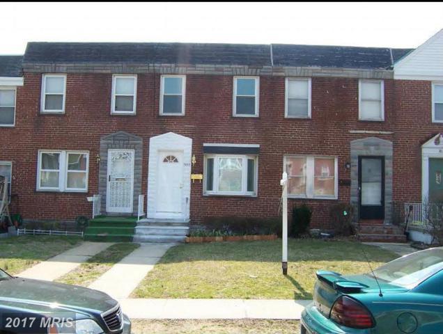 3843 Elmley Avenue, Baltimore, MD 21213 (#BA9892972) :: LoCoMusings
