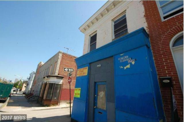 1613 Pratt Street, Baltimore, MD 21223 (#BA9903231) :: Pearson Smith Realty