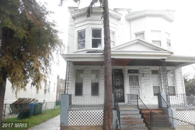 718 Cator Avenue, Baltimore, MD 21218 (#BA9910389) :: LoCoMusings