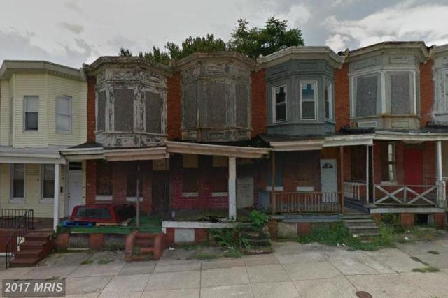 2924 Westwood Avenue, Baltimore, MD 21216 (#BA9916451) :: LoCoMusings