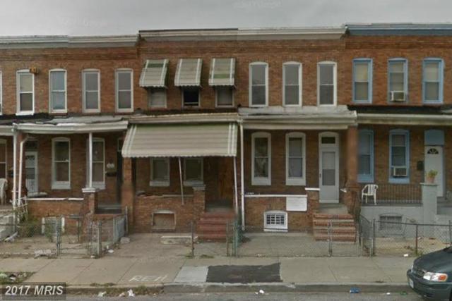 1632 Milton Avenue, Baltimore, MD 21213 (#BA9916858) :: LoCoMusings