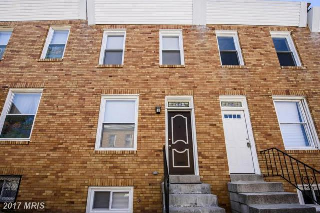 2707 Mura Street, Baltimore, MD 21213 (#BA9916999) :: LoCoMusings