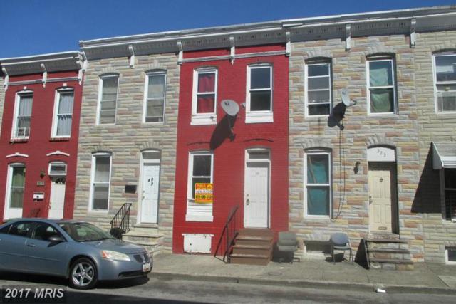 321 Furrow Street S, Baltimore, MD 21223 (#BA9917588) :: LoCoMusings