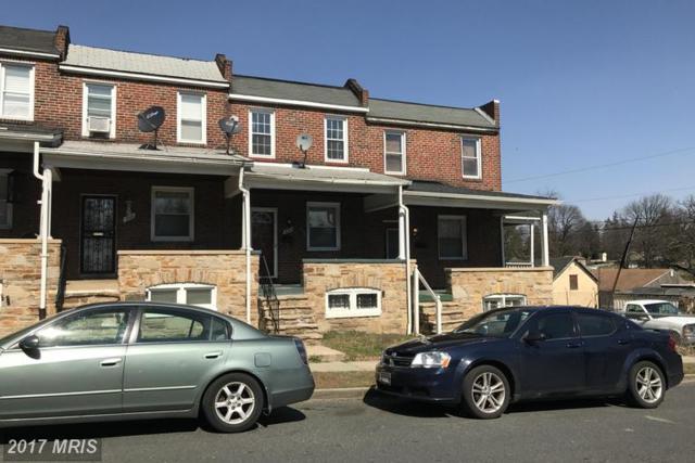 4004 Walrad Street, Baltimore, MD 21229 (#BA9921406) :: LoCoMusings