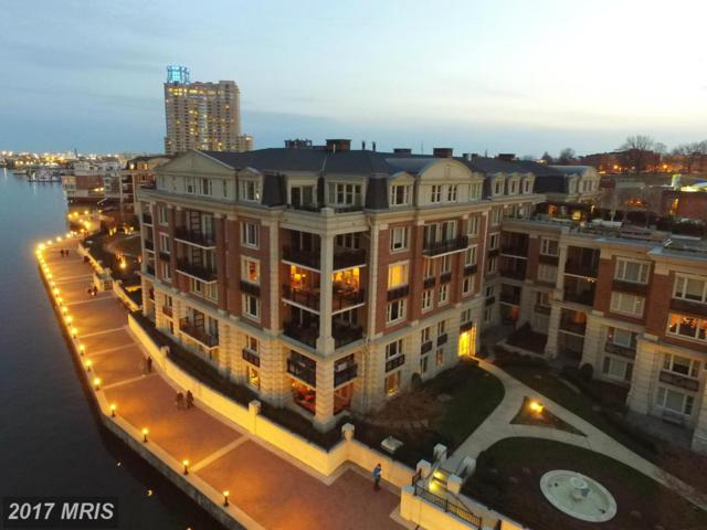 801 Key Highway #131, Baltimore, MD 21230 (#BA9926605) :: Pearson Smith Realty