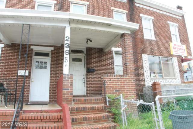 2365 Washington Boulevard, Baltimore, MD 21230 (#BA9930988) :: LoCoMusings