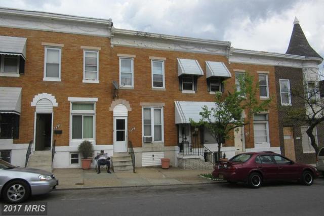 1829 Wolfe Street N, Baltimore, MD 21213 (#BA9931296) :: LoCoMusings