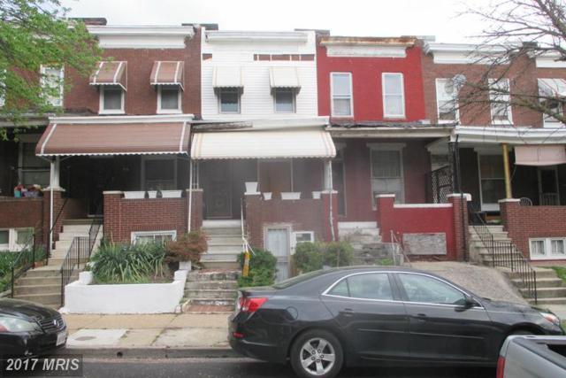 640 Bartlett Avenue, Baltimore, MD 21218 (#BA9940932) :: LoCoMusings