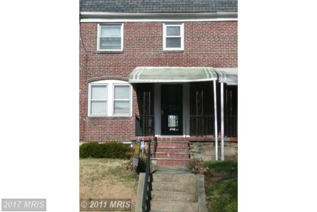 3304 Leighton Avenue, Baltimore, MD 21215 (#BA9946905) :: Pearson Smith Realty