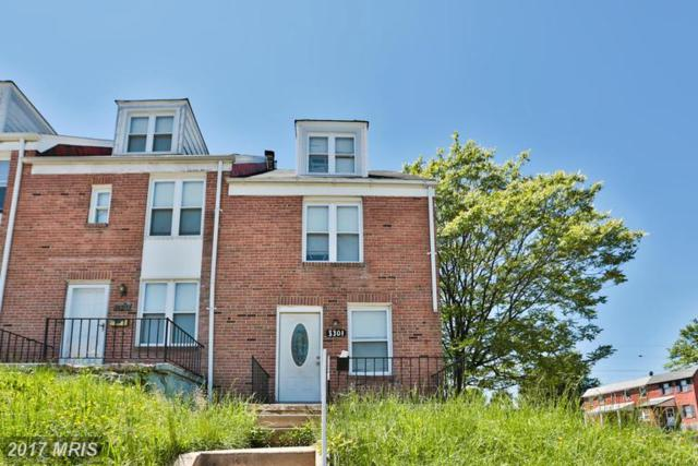 3301 Lake Avenue, Baltimore, MD 21213 (#BA9950300) :: LoCoMusings