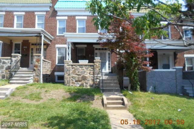 2826 Brighton Street, Baltimore, MD 21216 (#BA9954334) :: LoCoMusings