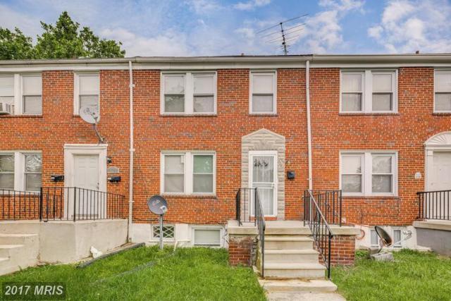 3704 Erdman Avenue, Baltimore, MD 21213 (#BA9957336) :: LoCoMusings
