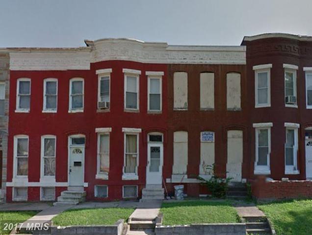 3009 Westwood Avenue, Baltimore, MD 21216 (#BA9958131) :: LoCoMusings