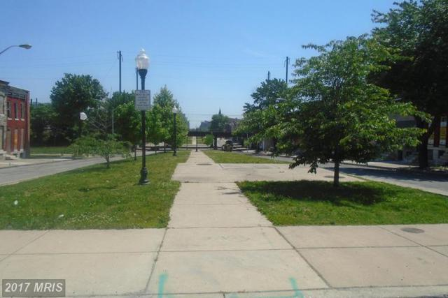 1423 Broadway, Baltimore, MD 21213 (#BA9958600) :: LoCoMusings