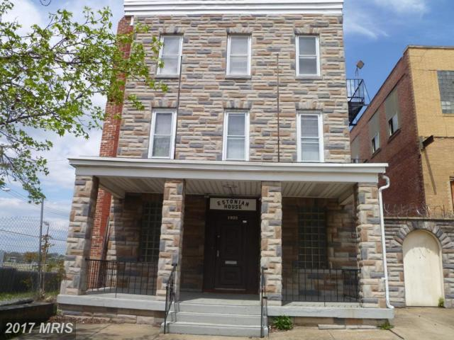 1932 Belair Road, Baltimore, MD 21213 (#BA9959280) :: Pearson Smith Realty