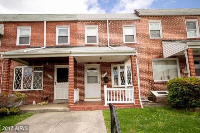 321 Gusryan Street, Baltimore, MD 21224 (#BA9961130) :: LoCoMusings