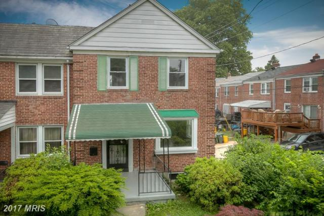 2328 Braddish Avenue, Baltimore, MD 21216 (#BA9961747) :: LoCoMusings