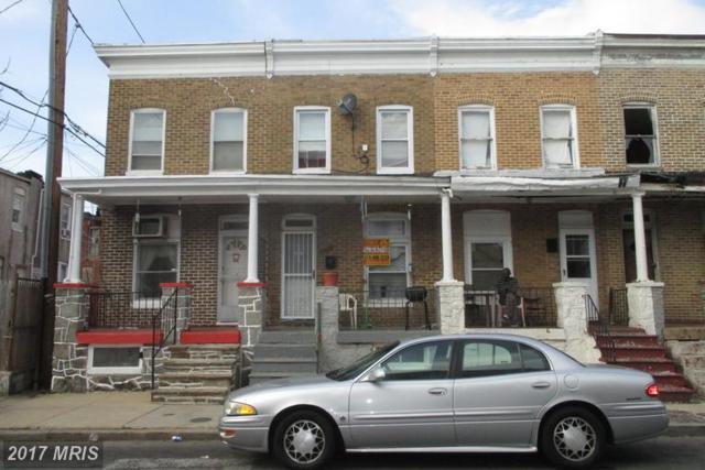 2402 Llewelyn Avenue, Baltimore, MD 21213 (#BA9962659) :: LoCoMusings