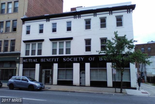 407 Franklin Street W, Baltimore, MD 21201 (#BA9962813) :: LoCoMusings