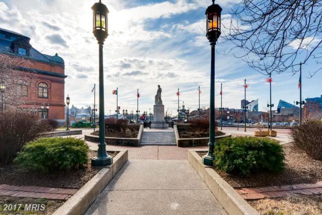 250 President Street #203, Baltimore, MD 21202 (#BA9965705) :: LoCoMusings