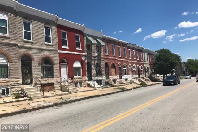 1715 Lafayette Avenue E, Baltimore, MD 21213 (#BA9966625) :: LoCoMusings