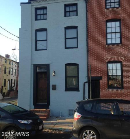 440 Saint Mary Street, Baltimore, MD 21201 (#BA9966849) :: Pearson Smith Realty
