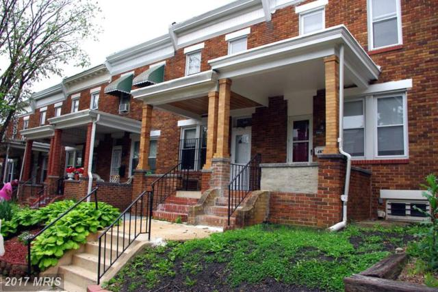 2869 Mayfield Avenue, Baltimore, MD 21213 (#BA9968790) :: LoCoMusings