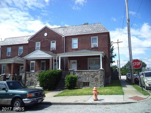 3101 Brendan Avenue, Baltimore, MD 21213 (#BA9972923) :: Pearson Smith Realty