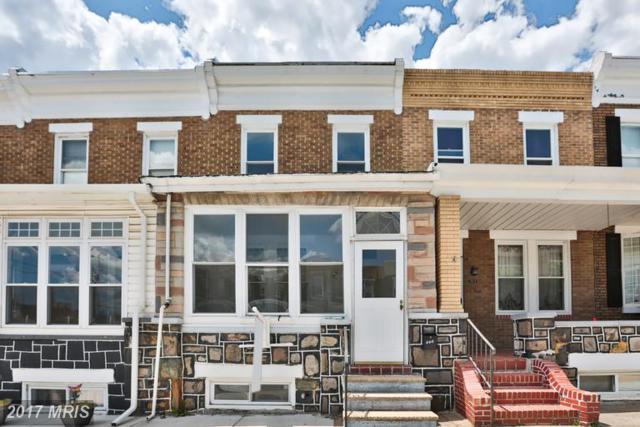 434 Cornwall Street, Baltimore, MD 21224 (#BA9975234) :: LoCoMusings
