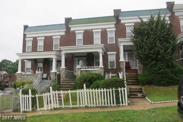 2803 Presstman Street, Baltimore, MD 21216 (#BA9975431) :: LoCoMusings