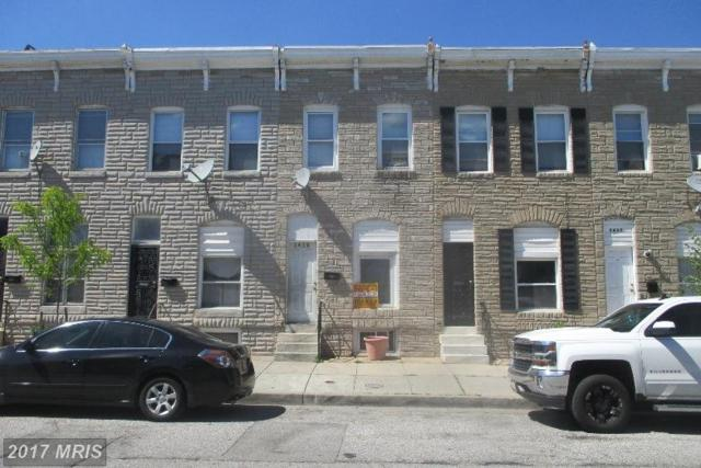 2428 Ashland Avenue, Baltimore, MD 21205 (#BA9976017) :: Pearson Smith Realty