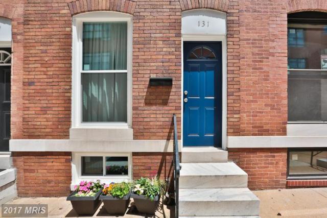 131 Robinson Street, Baltimore, MD 21224 (#BA9976238) :: LoCoMusings