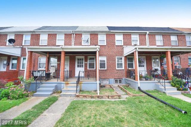 336 Hornel Street, Baltimore, MD 21224 (#BA9979962) :: LoCoMusings