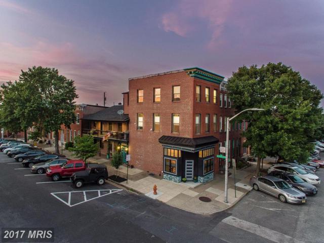 2200 Fairmount Avenue E, Baltimore, MD 21231 (#BA9980401) :: LoCoMusings