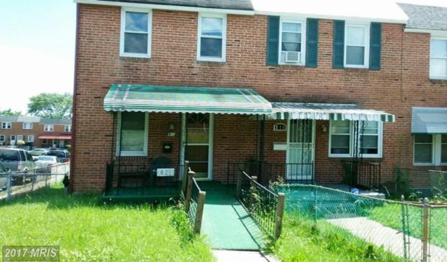 821 Richwood Avenue, Baltimore, MD 21212 (#BA9981382) :: LoCoMusings