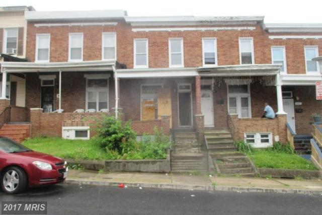3161 Elmora Avenue, Baltimore, MD 21213 (#BA9981425) :: LoCoMusings