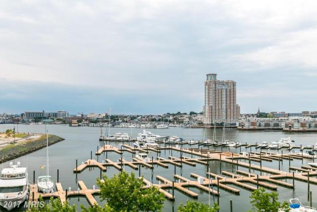717 President Street #503, Baltimore, MD 21202 (#BA9981456) :: SURE Sales Group