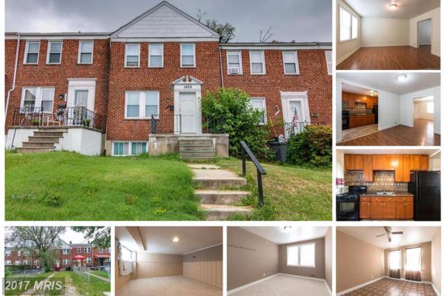 1608 Cold Spring Lane, Baltimore, MD 21218 (#BA9981601) :: LoCoMusings