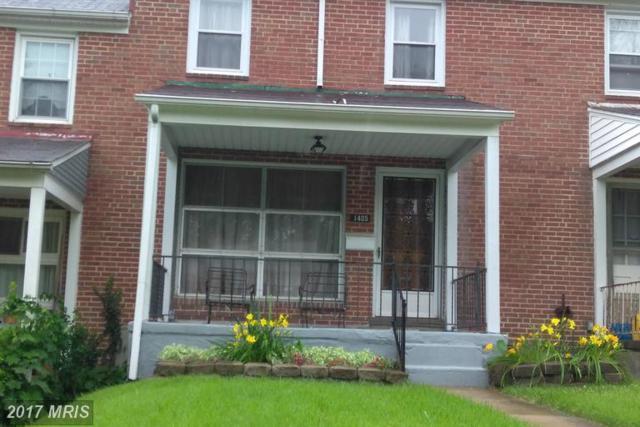 1405 Walker Avenue, Baltimore, MD 21239 (#BA9981976) :: LoCoMusings