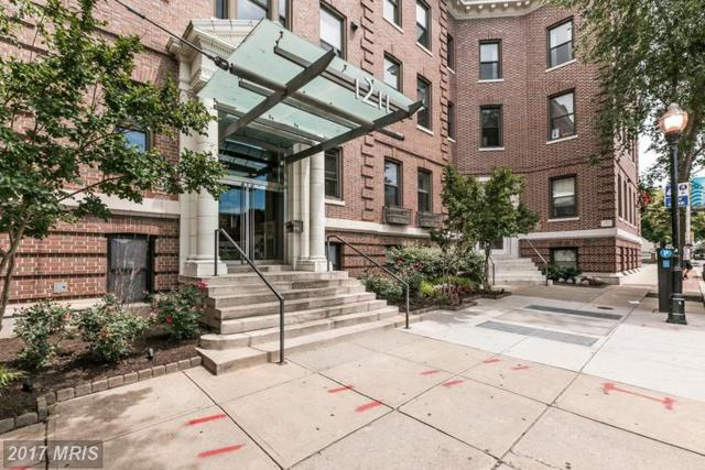 1211 Light Street #103, Baltimore, MD 21230 (#BA9982759) :: The Dailey Group