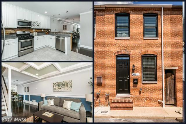 411 Duncan Street S, Baltimore, MD 21231 (#BA9983169) :: The Sebeck Team of RE/MAX Preferred