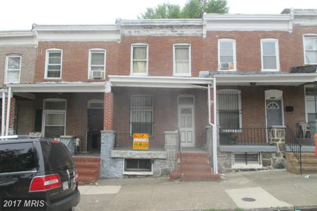 1426 Milton Avenue N, Baltimore, MD 21213 (#BA9983224) :: LoCoMusings