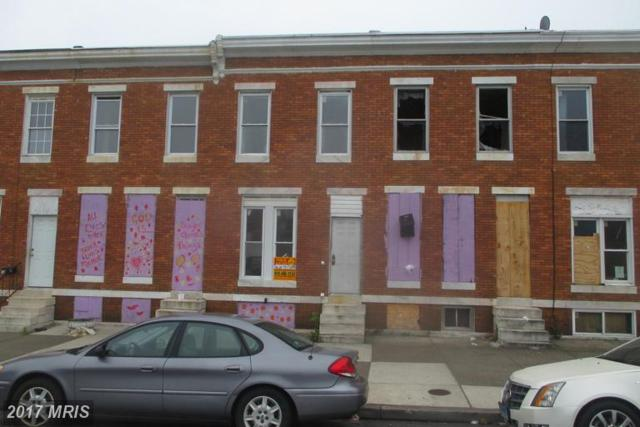 1814 Milton Avenue N, Baltimore, MD 21213 (#BA9983239) :: LoCoMusings