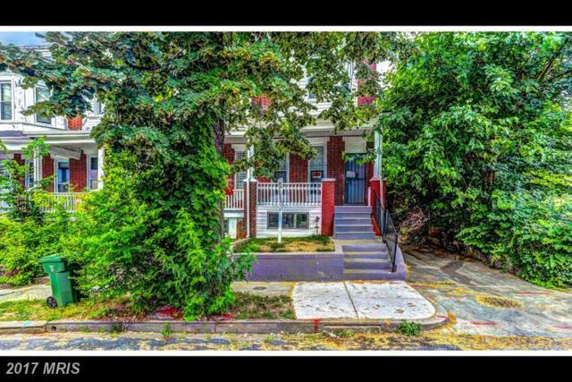 1534 Ellamont Street, Baltimore, MD 21216 (#BA9983668) :: LoCoMusings