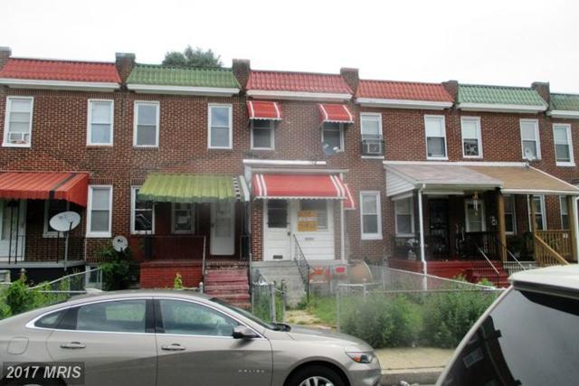 5323 Cuthbert Avenue, Baltimore, MD 21215 (#BA9984680) :: LoCoMusings