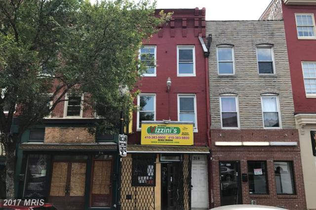 314 Broadway, Baltimore, MD 21231 (#BA9984713) :: The Sebeck Team of RE/MAX Preferred