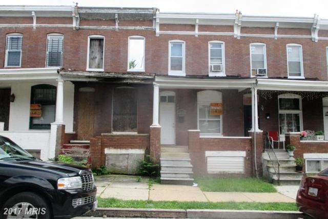 1809 28TH Street E, Baltimore, MD 21218 (#BA9984726) :: LoCoMusings