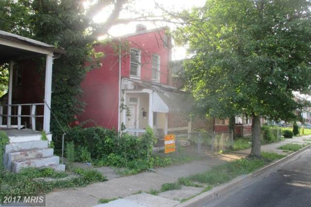 604 Bartlett Avenue, Baltimore, MD 21218 (#BA9984842) :: LoCoMusings